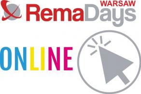 RemaDays Online 2020 - Wirtualny przewodnik po targach RemaDays Warsaw 2020