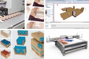 Cyfrowy świat opakowań na targach FachPack i LabelExpo