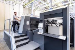 Innowacje Heidelberg dla rynku etykiet