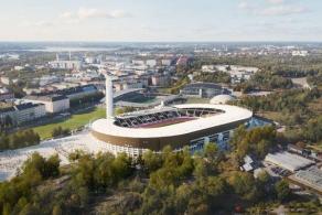 Stora Enso i Stadion Olimpijski w Helsinkach: proekologiczne partnerstwo promujące gospodarkę o obiegu zamkniętym