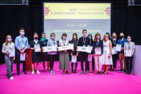 "Konkurs na projekt opakowania ""Strefa Studenta 2020"""