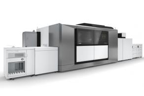 Uszlachetnianie wydruków wykonanych na maszynie varioPRINT iX w technologii Inkjet przy użyciu rozwiązań Scodix Ultra