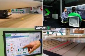 Valmet wprowadził do produkcji system kontroli jakości