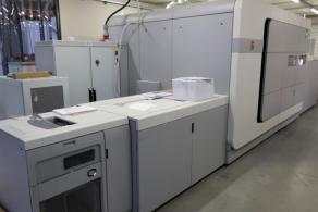 Technologiczny skok w druku książek z drukarką VarioPrint i300