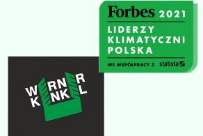 Werner Kenkel z tytułem Lidera Klimatycznego Polska 2021