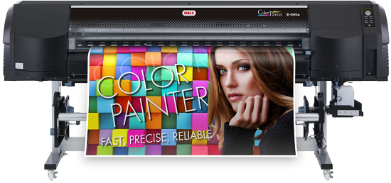 oki ploter colorpainter 64s